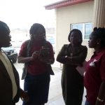 Students of Adekunle Ajasin University